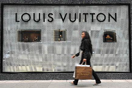 La marque française de luxe Louis Vuitton va se lancer dans une nouvelle... (Photo Archives Bloomberg)