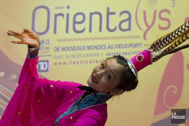 Le quai Jacques-Cartier se transformera encore en médina les 9, 10 et 11 août... (Photo: Olivier Jean, La Presse)