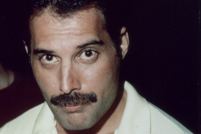 Freddie Mercury... (Photo: fournie par Mercure Communication)
