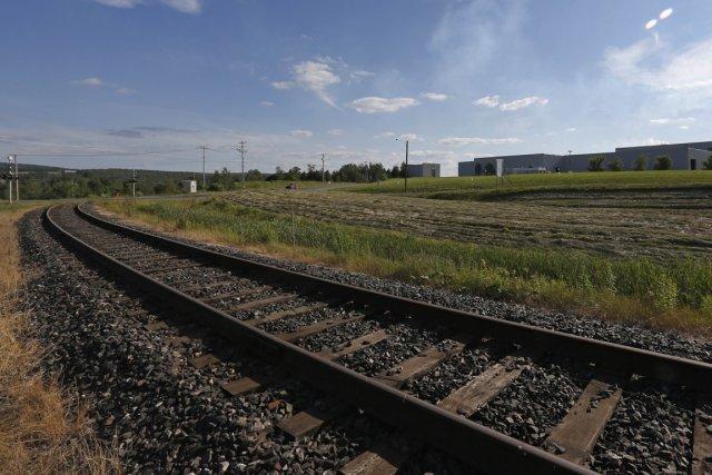Le ton continue de monter entre la MRC de Pontiac et la compagnie ferroviaire... (ARCHIVES, LeDroit)