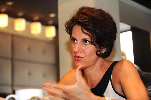 L'ancienne candidate péquiste Djemila Benhabib ne regrette rien... (Photo: Sylvain Mayer)