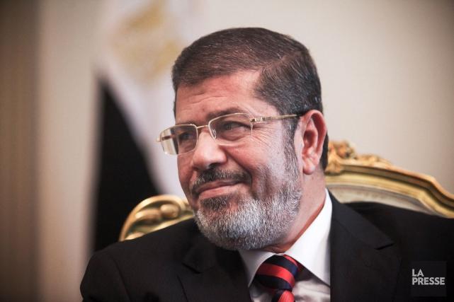 La nouvelle accusation contre Mohammed Morsi découle d'un... (Archives, The New York Times)