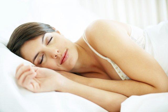 Une étude américaine montre que de bonnes nuits de sommeil permettent de... (Photos.com)