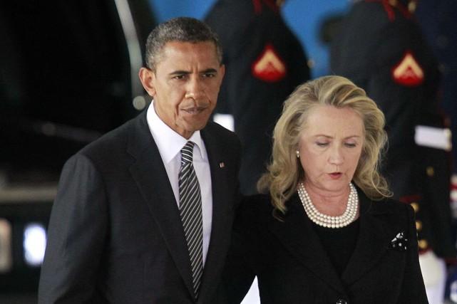 Après ses premières véritables critiques de la politique étrangère de Barack... (Photo Archives AP)