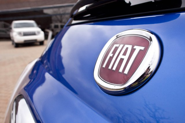 Fiat a enregistré une hausse de 82% de... (Photo archives AFP)