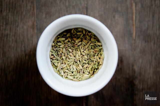 Le fenouil est utilisé comme anti-inflammatoire.... (PHOTO MARCO CAMPANOZZI, LA PRESSE)