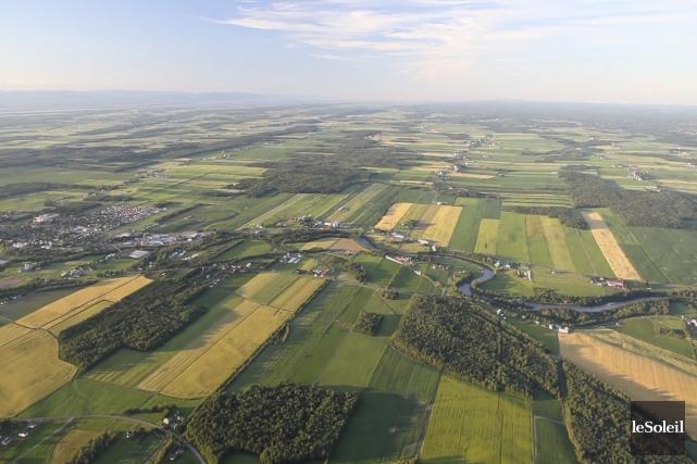 Conservation de la nature Canada (CNC) prévoit dépenser de 20 à 25 millions de... (PHOTO PIERRE-OLIVIER FORTIN, ARCHIVES LE SOLEIL)