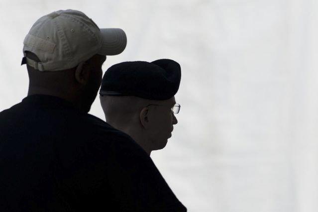 La juge militaire Denise Lind a déclaré l'accusé... (Photo AFP)
