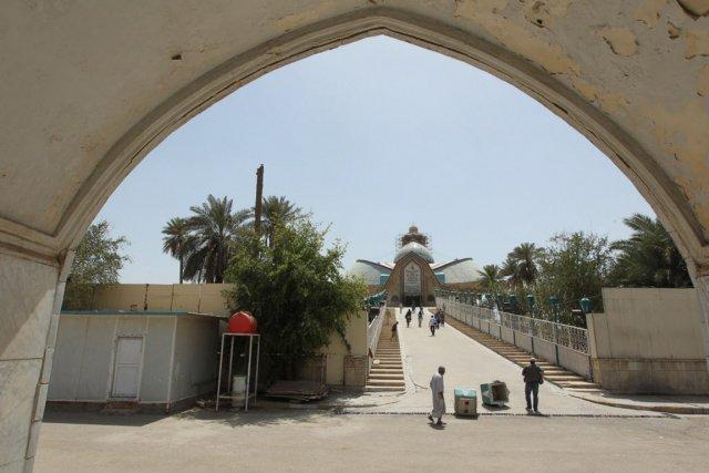 Les rares touristes qui se hasardent dans le... (PHOTO SABAH ARAR, AFP)