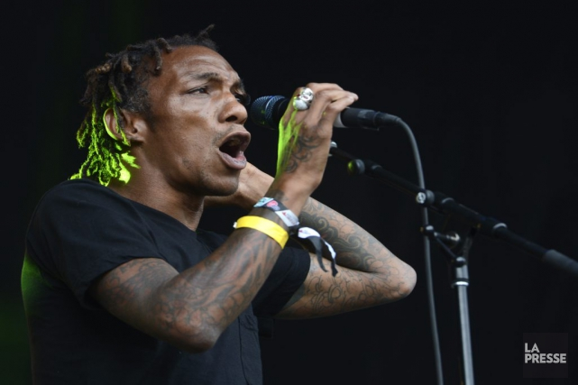 Tricky, ex-membre de Massive Attack et pionnier de la scène hip hop anglaise,... (PHOTO BERNARD BRAULT, ARCHIVES LA PRESSE)