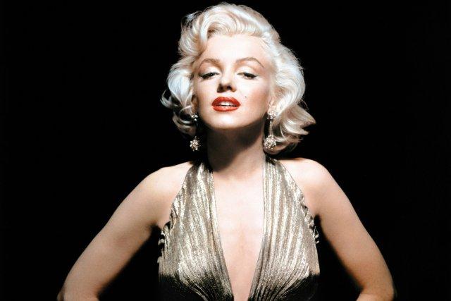 Marilyn Monroe... (Photo: archives AP)