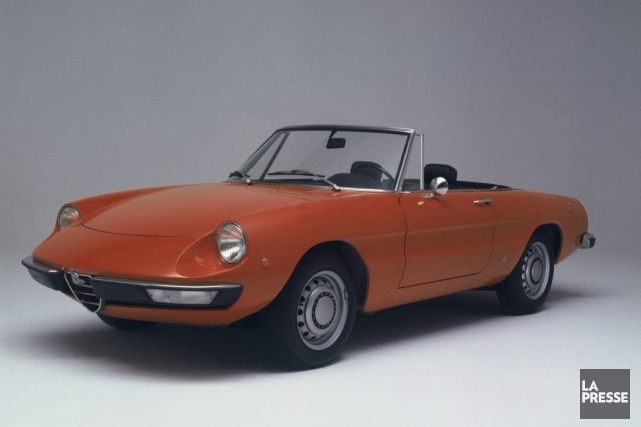 La nouvelle Alfa Romeo Spider reprendra l'essence de... (PHOTO ARCHIVES LA PRESSE)
