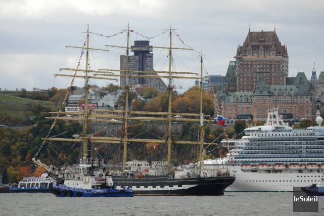 Les six bateaux attendus l'an prochain seront plus... (Photothèque Le Soleil, Patrice Laroche)
