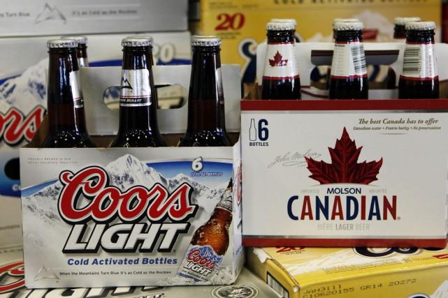 Molson Coors ne peut répéter l'engouement des Jeux de Vancouver, mais le... (PHOTO ED ANDRIESKI, ASSOCIATED PRESS)