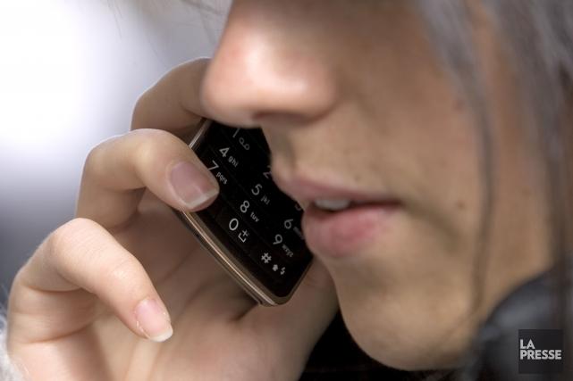 Les téléphones intelligents contiennent des systèmes de géolocalisation,... (PHOTO ALAIN ROBERGE, ARCHIVES LA PRESSE)