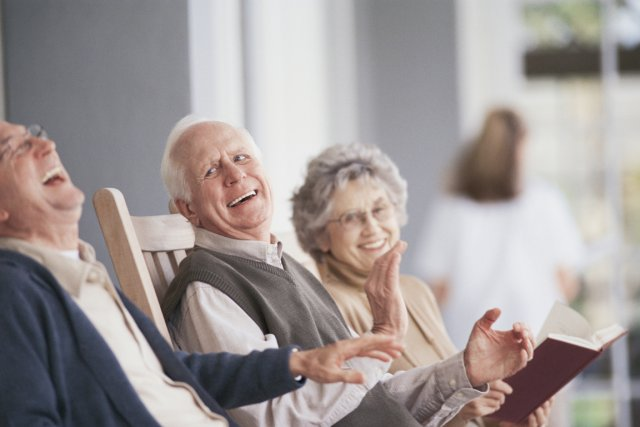 Seulement 9% des Américains souhaiteraient vivre plus de... (Photos.com)