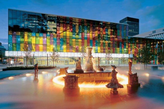 Le salon «Study and Go Abroad» aura lieu le 1ermars au Palais des... (PHOTO FOURNIE PAR LE PALAIS DES CONGRÈS)
