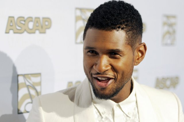 Usher... (Photo: archives AP)