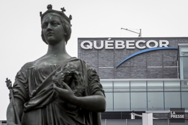 L'expansion pancanadienne de Québecor