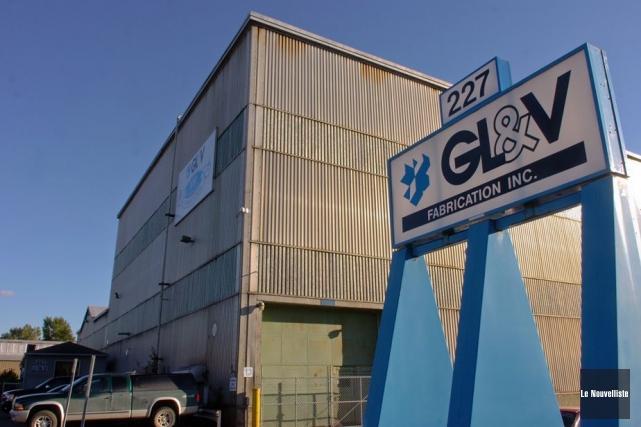 Une usine de GLV à Trois-Rivières.... (Photo François Gervais, archives Le Nouvelliste)