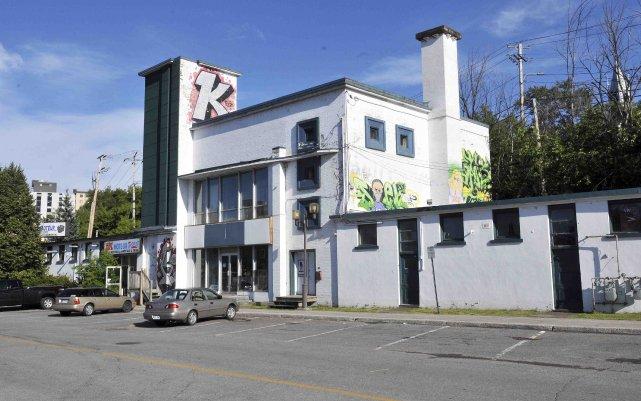 La Ville a vendu le bâtiment qui abritait... ((Photo Rocket Lavoie))