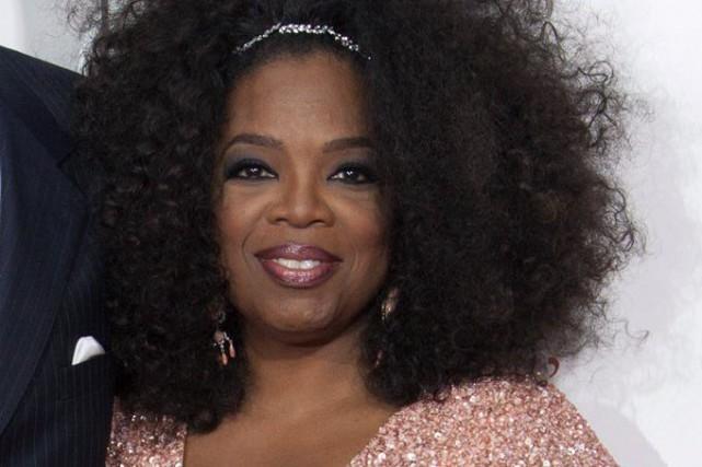 Oprah Winfrey, 61 ans, a également décidé d'adhérer... (PHOTO ANDREW KELLY, REUTERS)