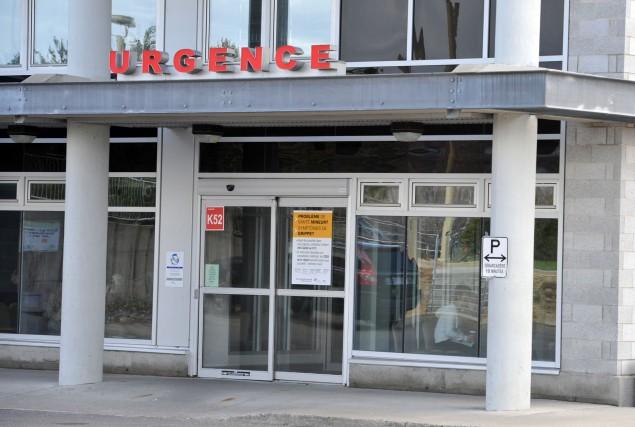 L'onde de choc causée par l'enlèvement d'un bébé à l'unité du Centre... (Photo Stéphane Lessard, archives)