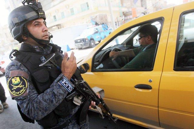 La sécurité a été resserrée à Bagdad depuis... (PHOTO AHMAD AL-RUBAYE, AFP)