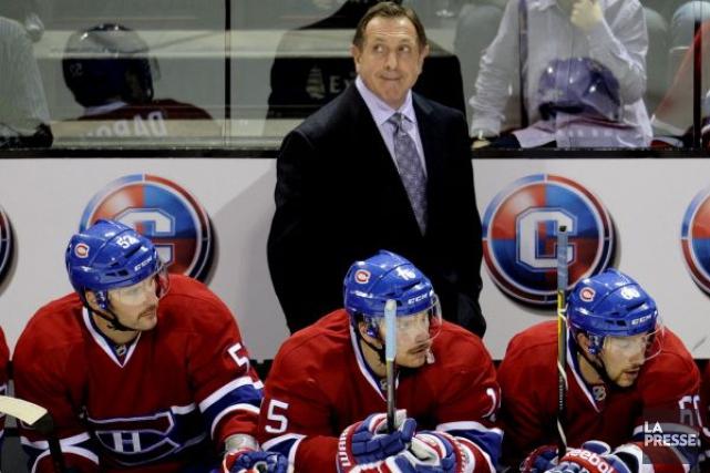 Jacques Martin a été congédié par le Canadien,... (Archives La Presse)