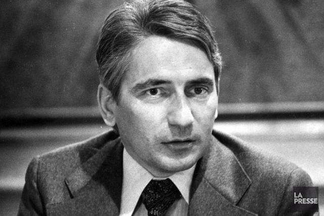 Prochain épisode d'Hubert Aquin est un roman fou... (Photo: archives La Presse)