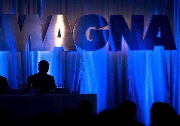 Le spécialiste des pièces d'automobiles Magna International a indiqué lundi... (PHOTO ARCHIVES LA PRESSE CANADIENNE)