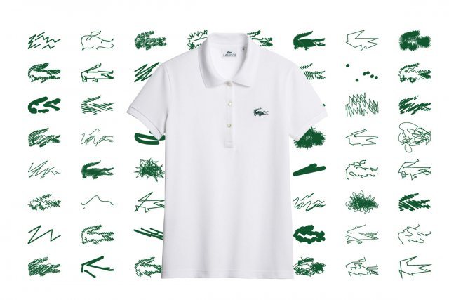 Polo femme de la collection Holiday Collector N°8... (Photo fournie par Lacoste)