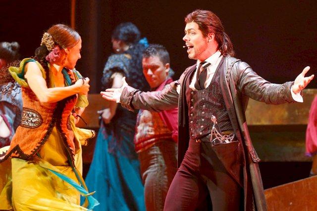 Jean-François Breau campe bien l'impétueux Don Juan au... (Le Soleil, Yan Doublet)