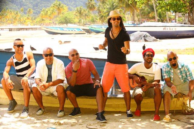 La formation Kes The Band se produira dans... (PHOTO FOURNIE PAR LE FESTIVAL DE REGGAE DE MONTRÉAL)