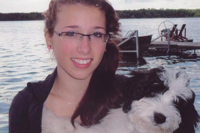 Rehtaeh Parsons s'est suicidée en 2013, et ses... (PHOTO ARCHIVES LA PRESSE CANADIENNE)