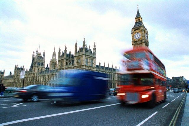 En l'espace de six mois, le Royaume-Uni a attiré plus de voyageurs que l'an... (Photos.com)