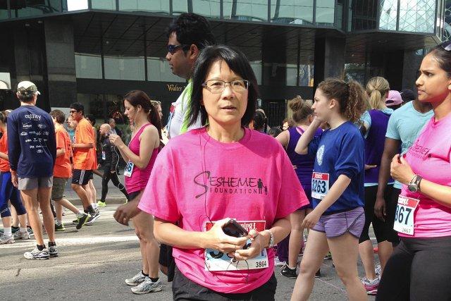 Olivia Chow, lors de sa participation à un... (Photo: Laurence Martin, collaboration spéciale)
