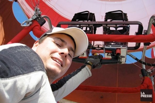 Maxime Trépanier, 27 ans, est décédé dimanche dernier... (Photo photothèque La Presse)