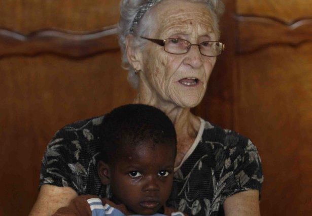 La missionnaire almatoise, Jacqueline Lessard, a consacré une... ((Archives))