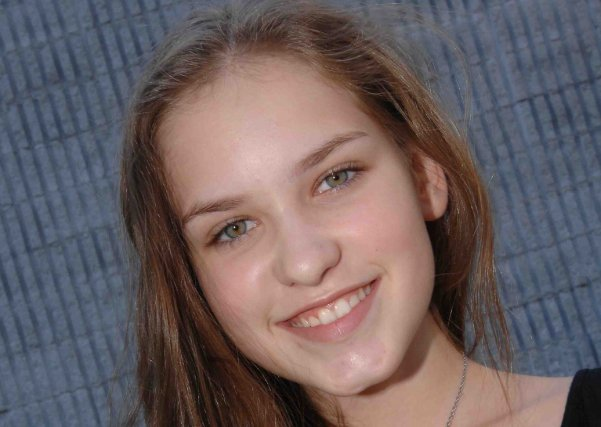 La Chicoutimienne de 14 ans, Gabrielle Gagnon, a... ((Photo Michel Tremblay))