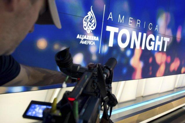 Al-Jazeera Americaproposera chaque jour aux téléspectateurs américains 14... (PHOTO SAUL LOEB, AFP)