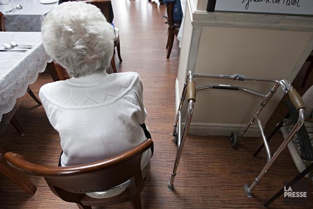 Les aînés capables d'énumérer plusieurs membres de leur... (Photo François Roy, archives La Presse)