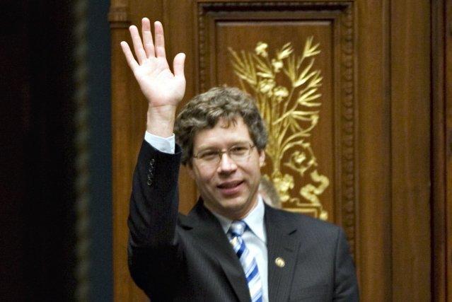 Le député libéral Russell Copeman, qui a représenté... (Photo Jacques Boissinot, La Presse Canadienne)