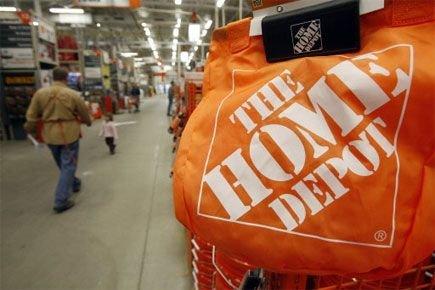 Le groupe américain Home Depot a dégagé sur son exercice 2013, clos en février,... (Photo AP)