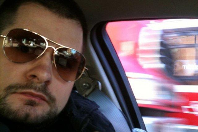 James Forcillo a été accusé hier du meurtre... (PHOTO LA PRESSE CANADIENNE)