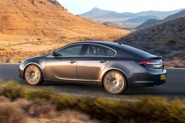 Jeudi dernier, Opel a révélé les données aérodynamiques... (Photo fournie par Opel)