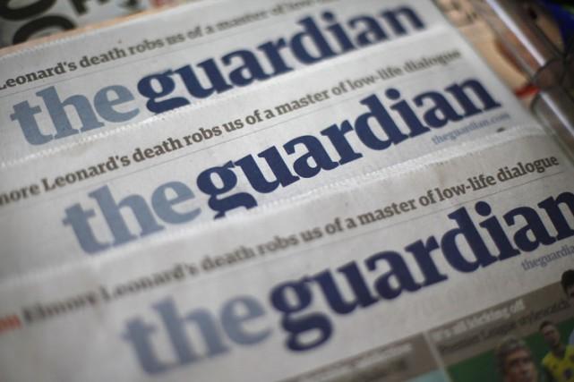 Kath Viner, la rédactrice en chef de l'édition internet du Guardian... (Photo: archives Reuters)