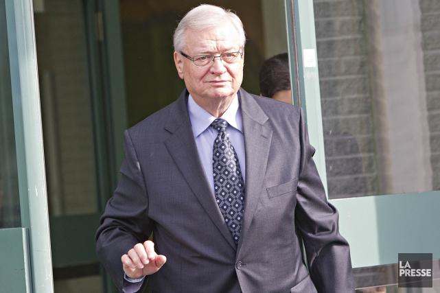 Deux ex-avocats très récents de Dunton Rainville sont... (PHOTO PATRICK SANFAÇON, ARCHIVES LA PRESSE)