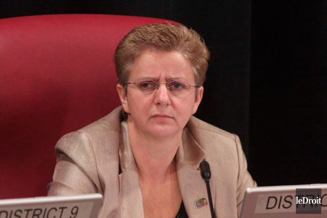 Patsy Bouthillette a été conseillère municipale et présidente... (Archives, Le Droit)