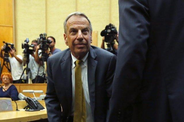 Bob Filner estime qu'il a été victime d'«hystérie... (Photo MIKE BLAKE, Reuters)